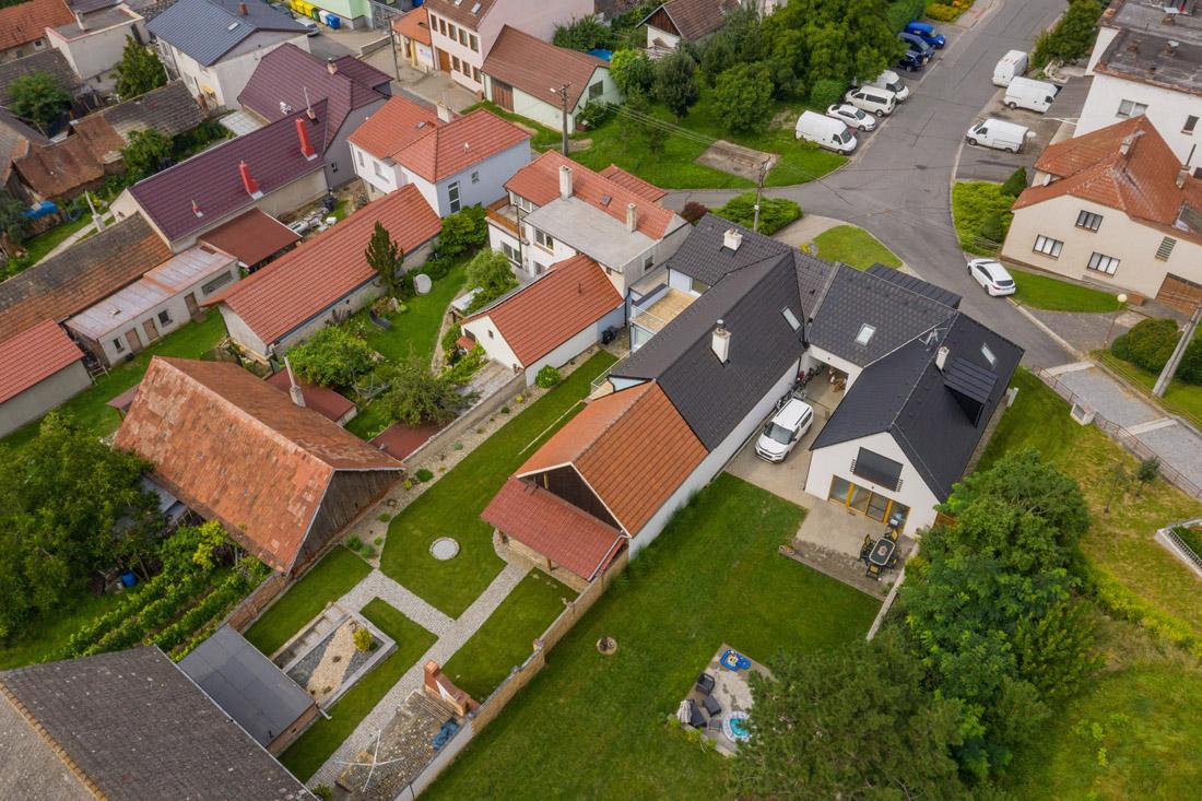 Rodinný dům Boršice II