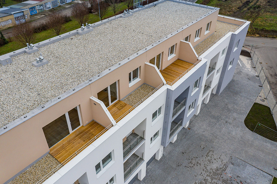 Developerská výstavba Prostějov
