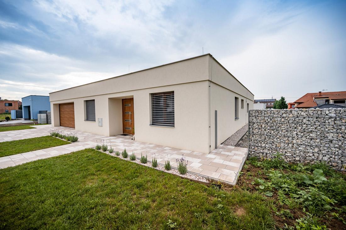 Rodinný dům Jarošov