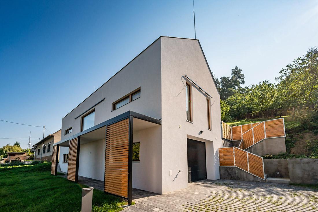 Pasivní dům Střílky