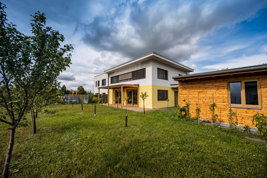 Pasivní dům Veselí nad Moravou I